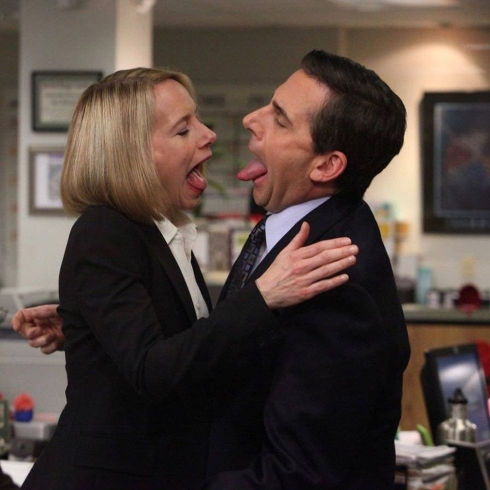 10 Reasons Michael Scott And Holly Flax Are The REAL 'The Office' Soup Snakes