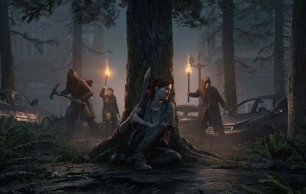Horror video games may have therapeutic value