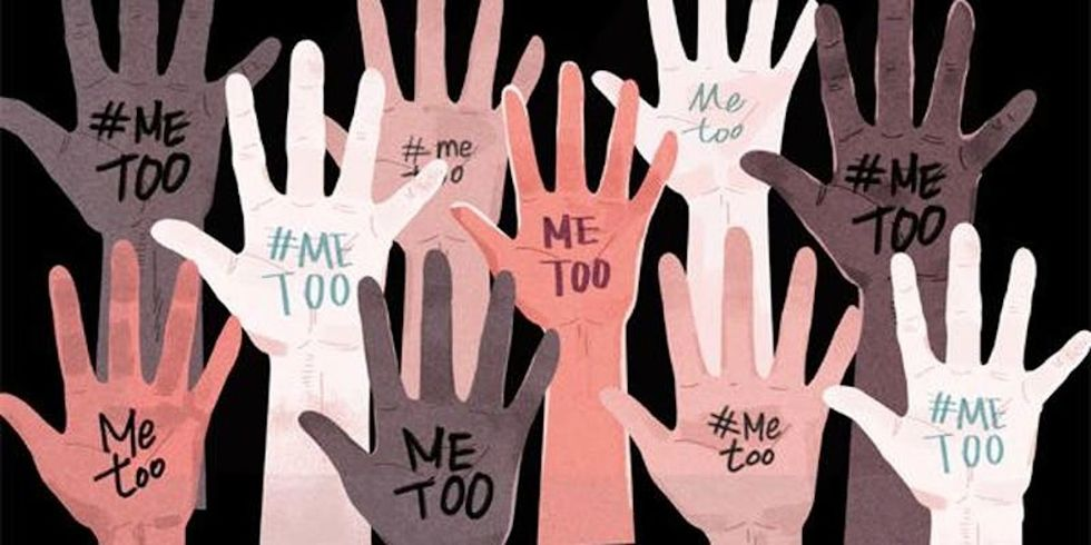Are We Beginning Another 'Me Too'- Like Movement?