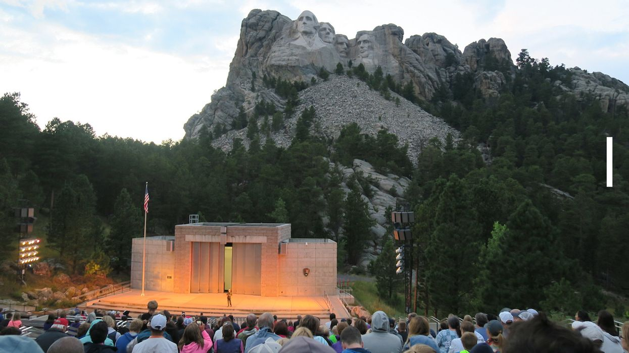 Trump's Fireworks Show at Mt. Rushmore Is a Dangerous Idea, Fire and Public Health Experts Say