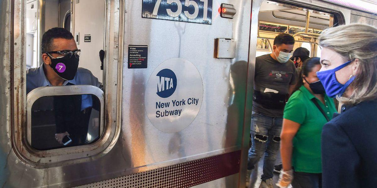NYC Subway MTA