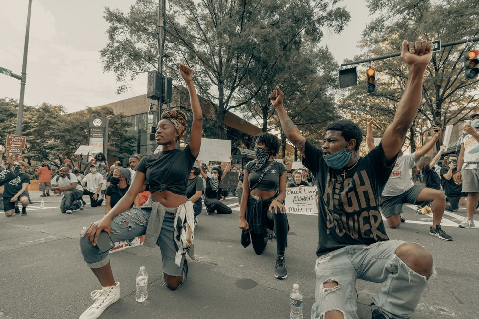 Why We Cannot Stop Talking About the BLM Movement
