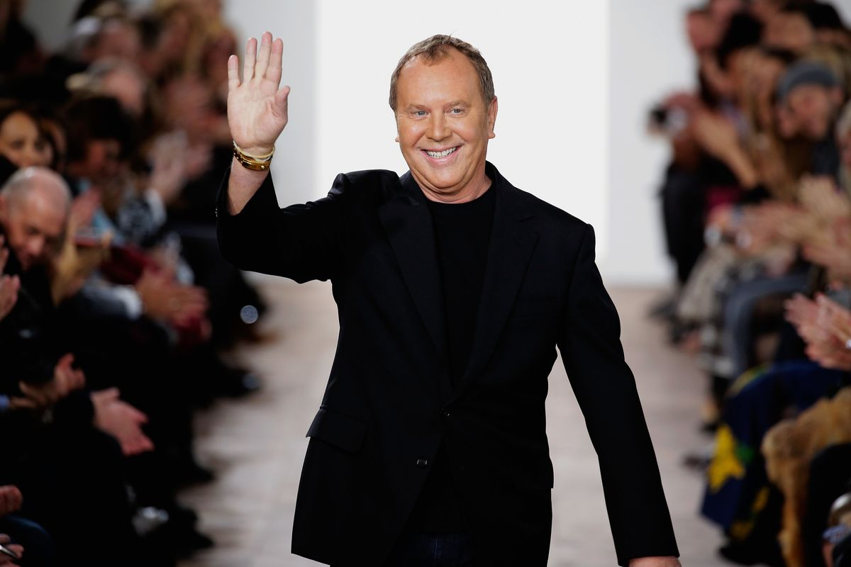 Michael Kors Gave His 'LOVE' T-Shirt a New Look for Hunger Relief