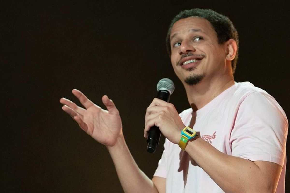 Comedian Eric Andre has the perfect explanation for why the 'Cops' TV show was canceled