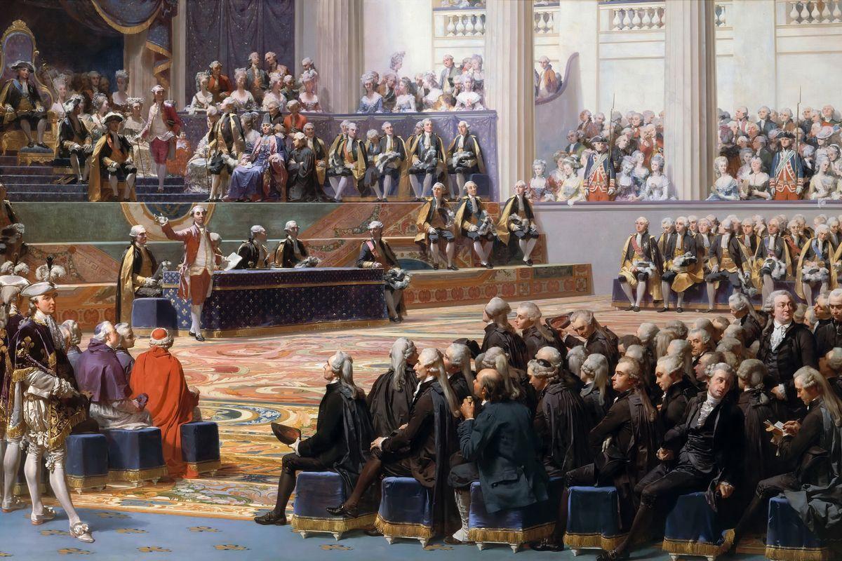 Gli Stati generali francesi furono il preludio del sanguinoso Terrore