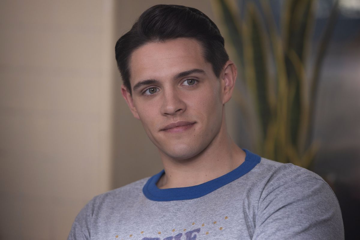 Casey Cott as Kevin Keller on The CW show Riverdale