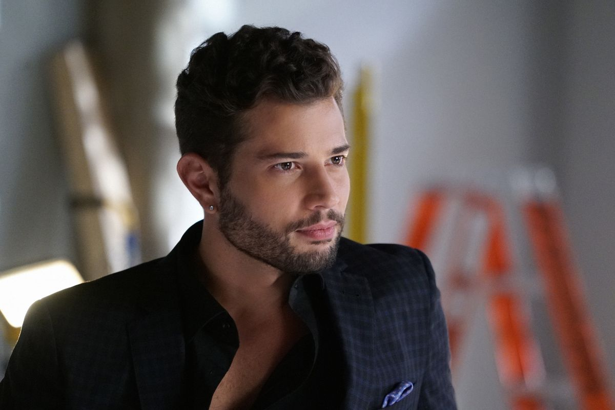 Rafael De La Fuente as Sammy Jo on The CW Show Dynasty