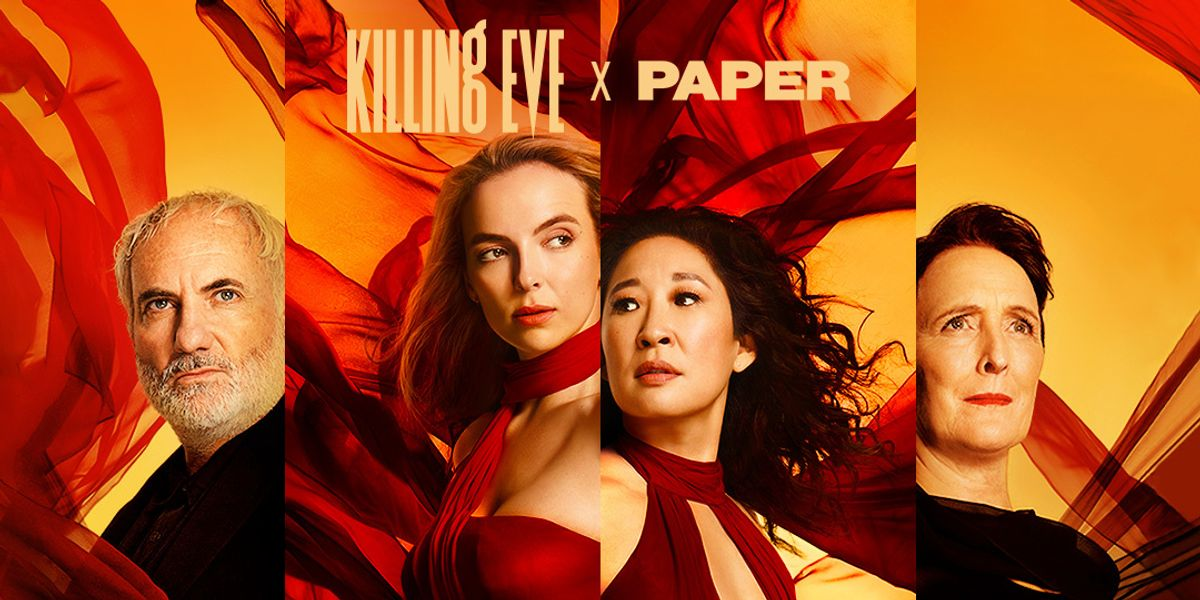 You're Invited to Another 'Killing Eve' Party