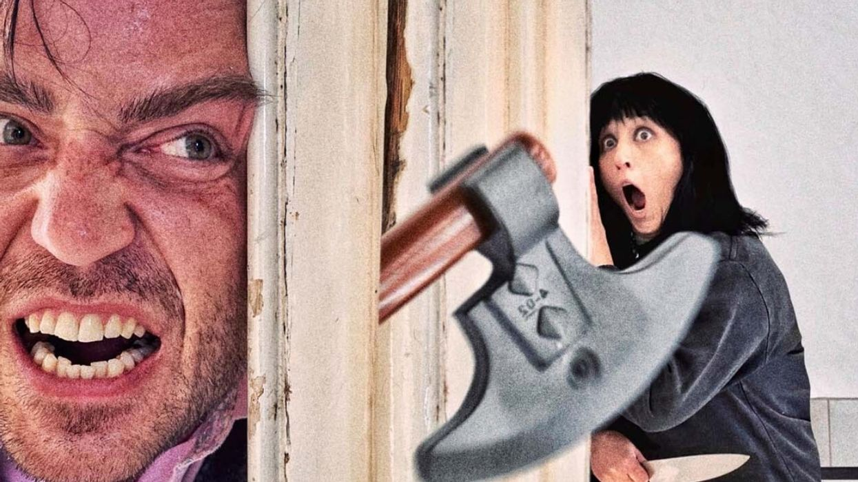 Film Buffs Hilariously Recreate Iconic Movie Scenes Using Random Household Objects