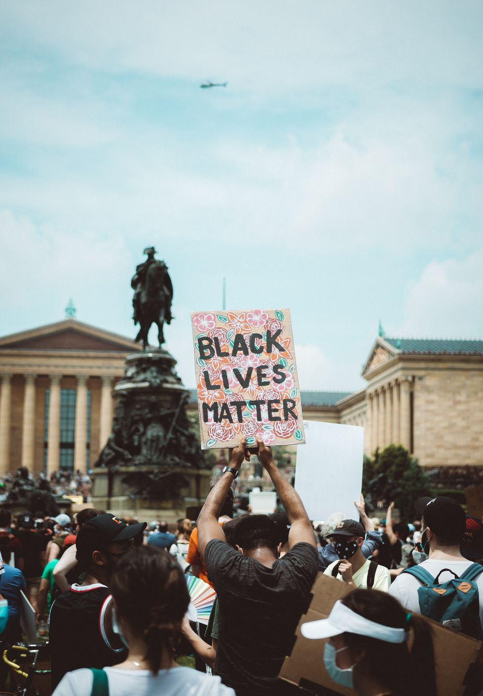 Black Lives Matter And They Shouldn't Be Silenced Or Ignored