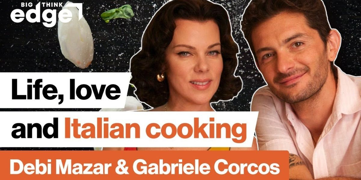 LIVE JUNE 30 | Happiness hack: Approach life like an Italian chef