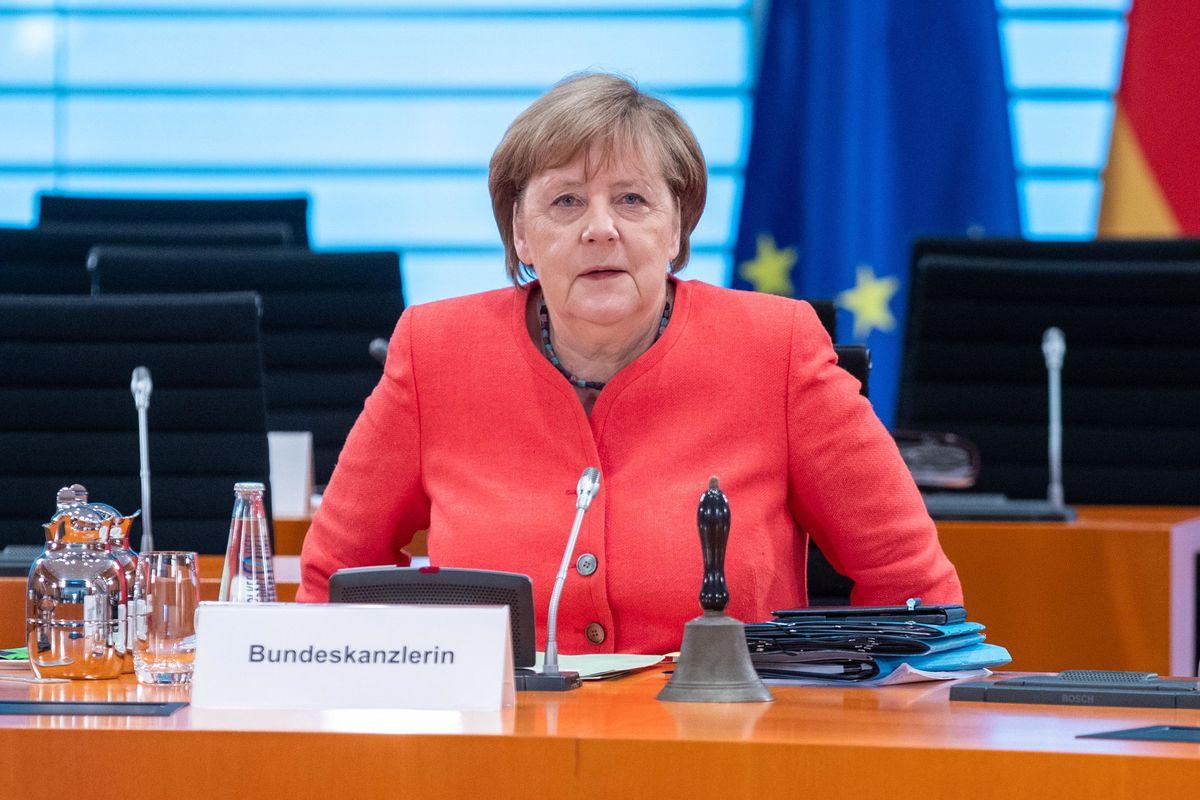 La Merkel proverà a imporci il Mes ma gli serviamo per l'asse con gli Usa