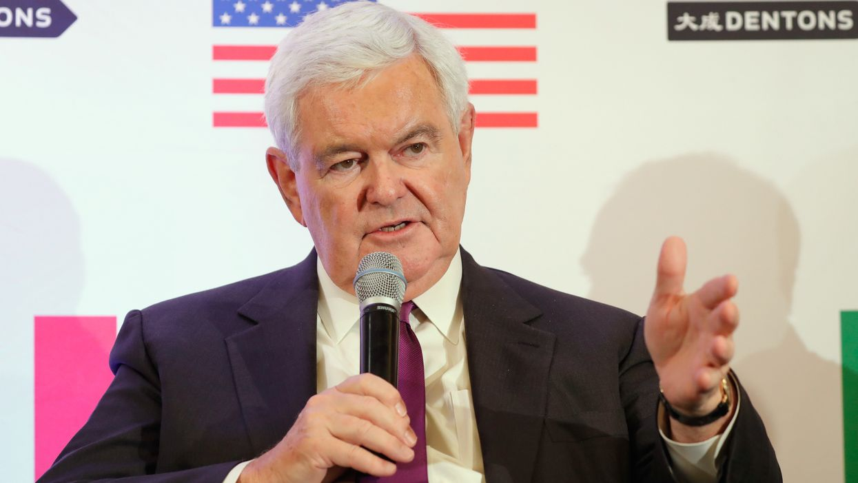 Newt Gingrich predicts what will cause Trump to 'probably' lose re-election to Joe Biden
