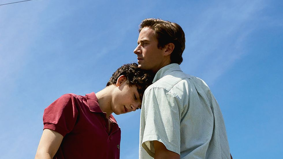 A Playlist For The Call Me By Your Name Fans