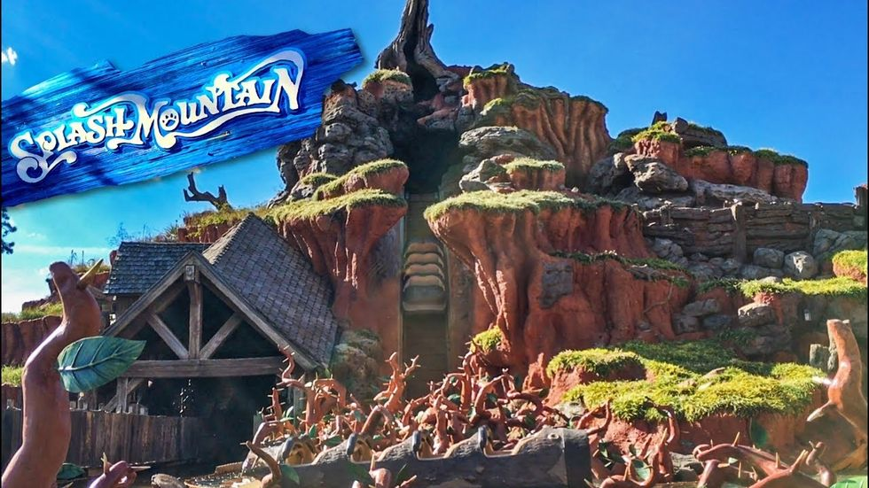 Everything You Need To Know On The Controversial Closing Of Disney's Splash Mountain