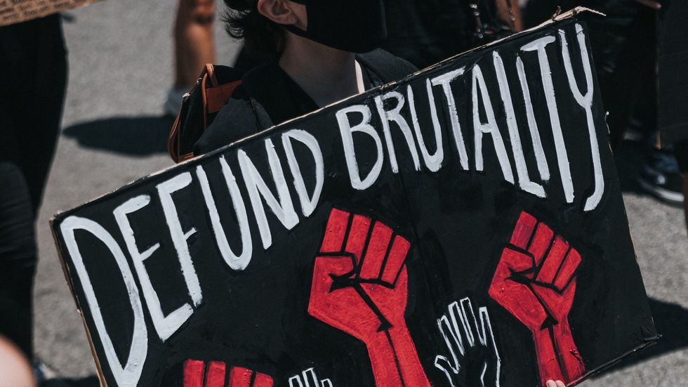 'Defund The Police' Is Only Scary If You Don't Know What It Actually Means