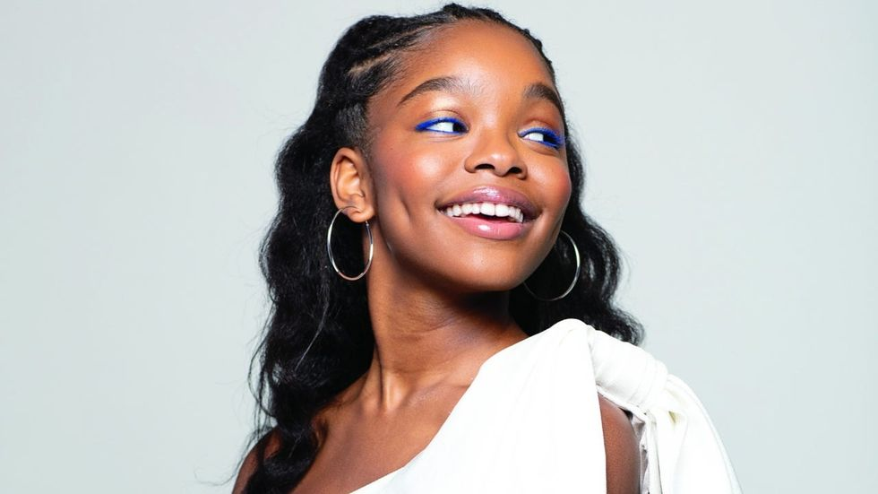 Grown Women Bully Blackish Star Marsai Martin on Twitter and The Black Community Came To Protect Her
