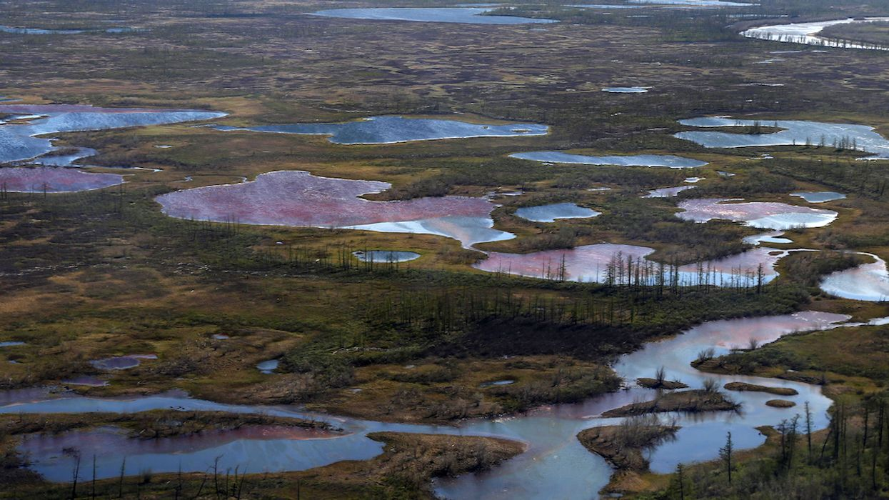 Russian Mining Giant Admits to Polluting the Arctic With Wastewater