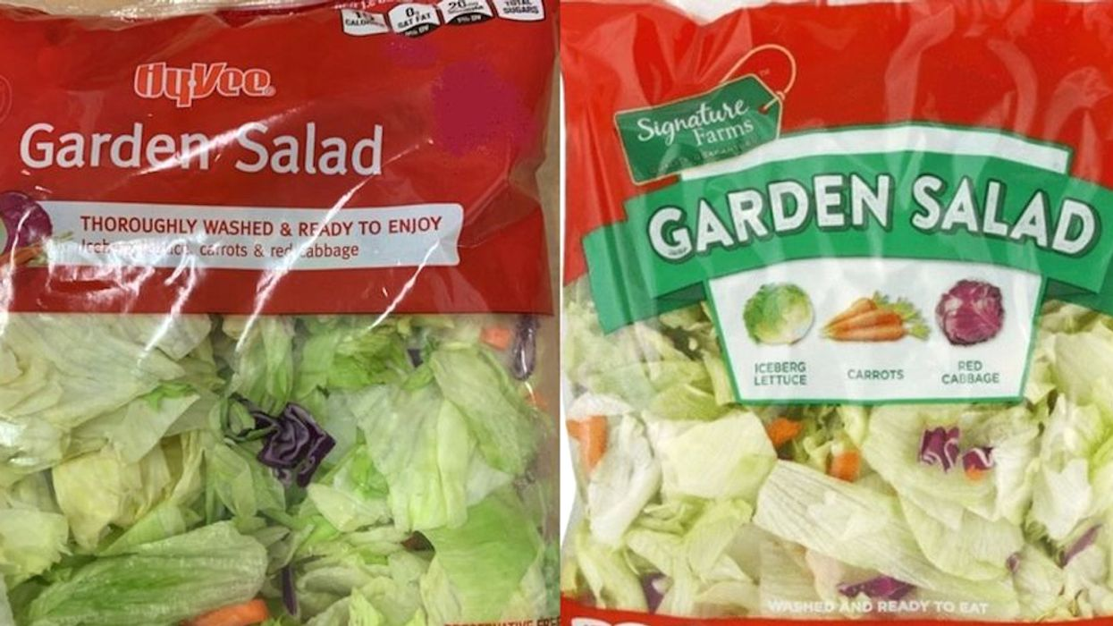 Parasite Outbreak in Bagged Salads Sickens More Than 200 in Eight States
