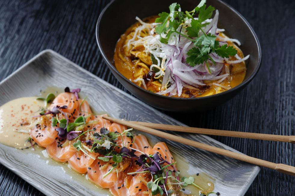 Here's Charlotte's Best Asian Restaurants and What You Should Order