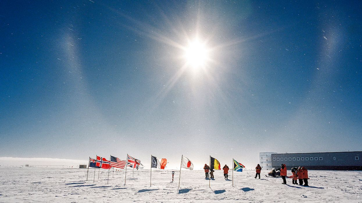 South Pole Warming More Than 3x Faster Than Rest of Planet, Study Finds