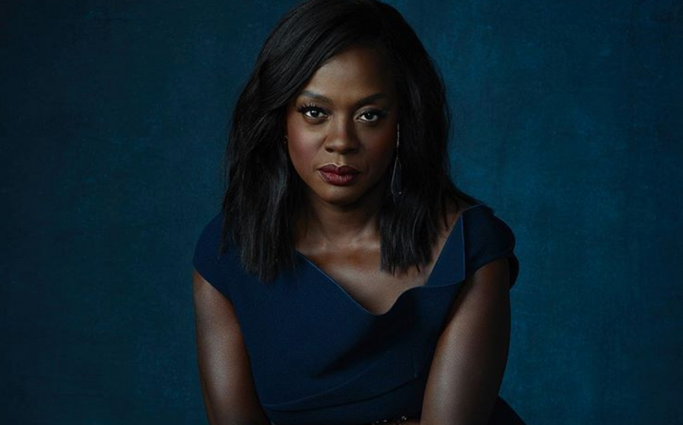 If Annalise Keating's Dating Profile Looked Like This, Would You Swipe Right?