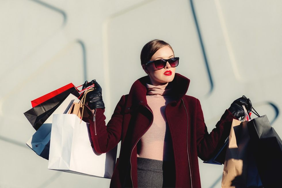 Hold The Phone, Shopping Has A Positive Impact On Your Psyche