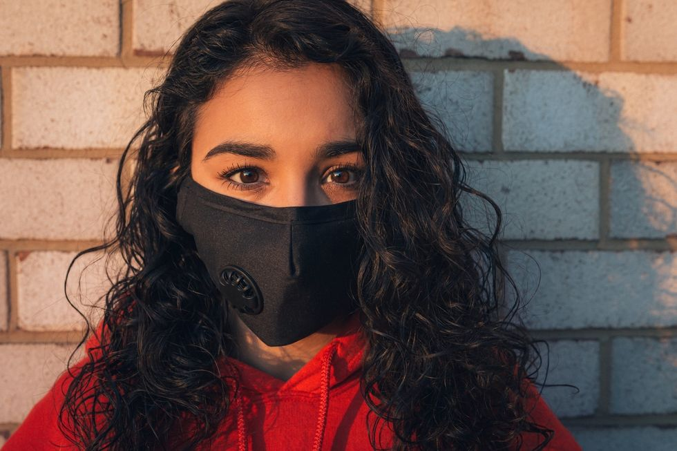 Wearing A Mask Shouldn't Be Controversial, It's Just The Considerate Thing To Do