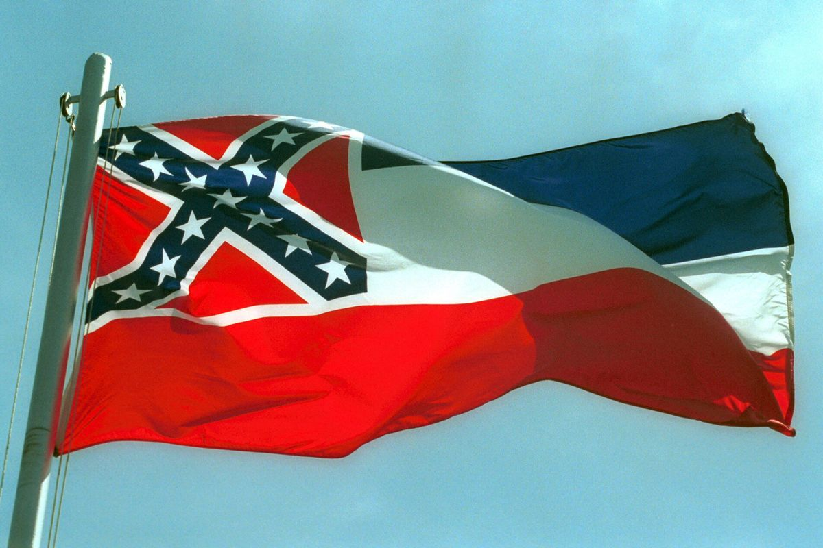 Mississippi to Remove Confederate Symbol From State Flag