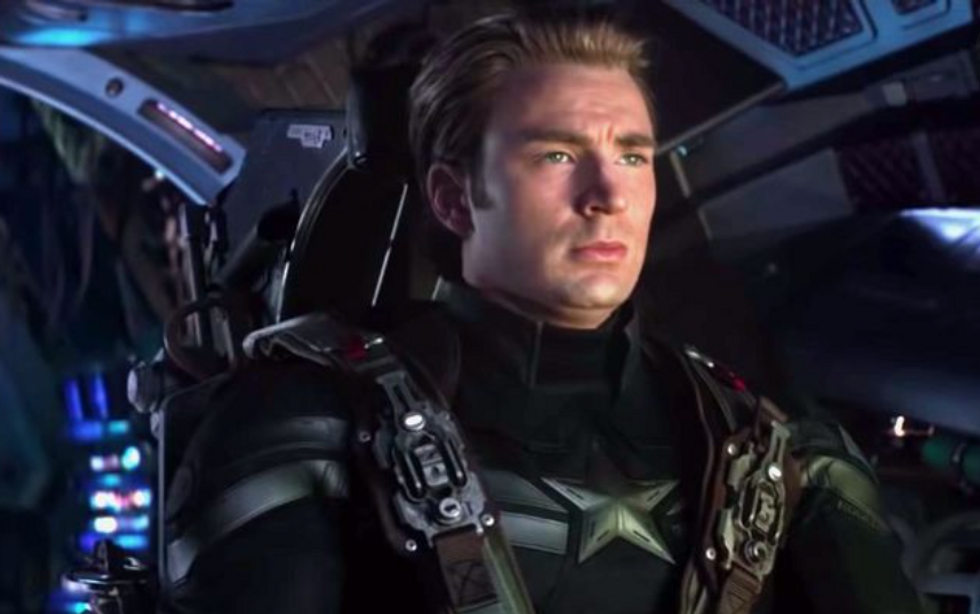 3 Major Plot Holes With Captain America In 'Avengers: Endgame' You'll Be Thinking About For Infinity