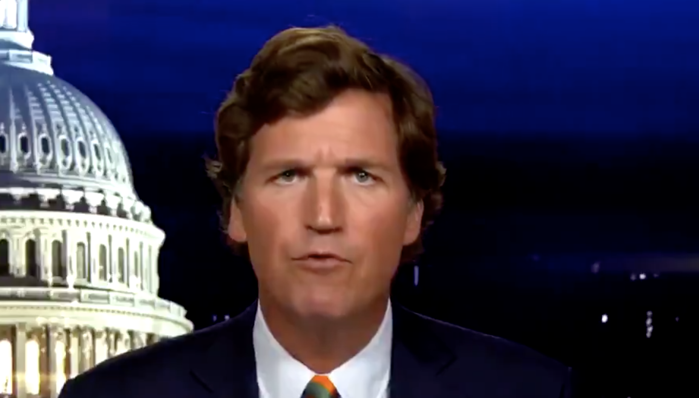 Tucker Carlson Just Threw the Republican Party Under the Bus With Bizarre Apology and People Have Theories