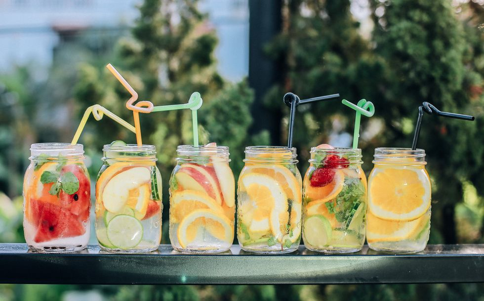 5 Easy Summer Mocktail Recipes You Can Make With Items You Probably Already Have On-Hand