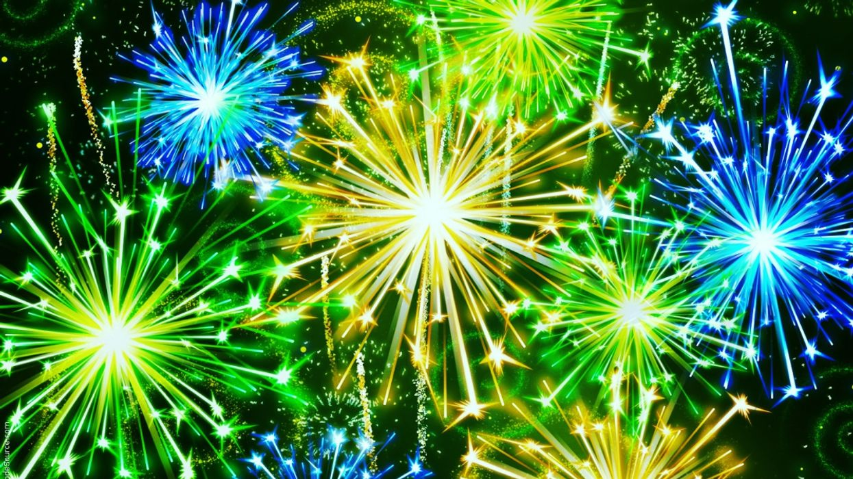 Fireworks Can Trigger PTSD. Here's How to Be Considerate While Celebrating July 4th at Home