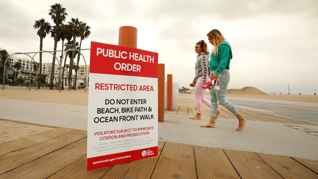 Beaches Closing for July 4 Weekend Due to COVID-19 Surges