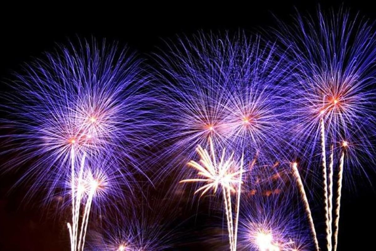Why are so many people lighting off fireworks these days?