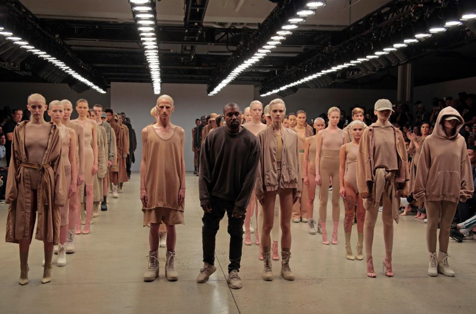 Will Kanye Save GAP?