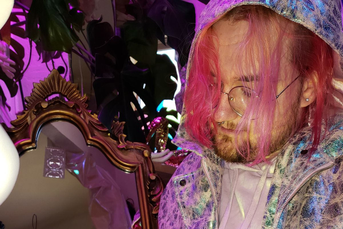 Galen Tipton Is an All-Powerful Trans Deity on 'Goddexx'