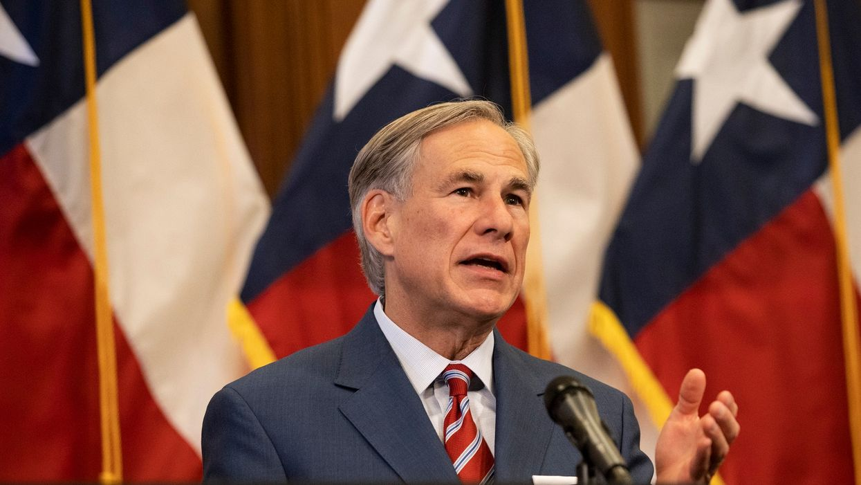 Texas Gov. Greg Abbott issues statewide order requiring masks, limiting gatherings​