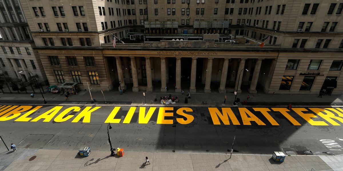 Trump Dubs Black Lives Matter 'Symbol of Hate'