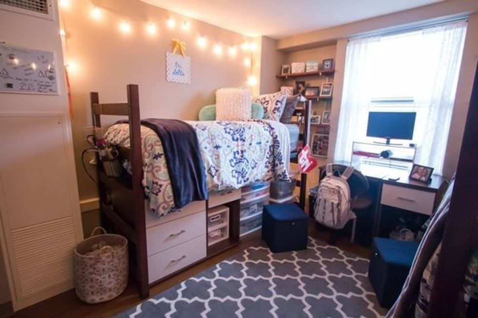 A List Of Must-Haves For The Dorms At The University Of Oklahoma