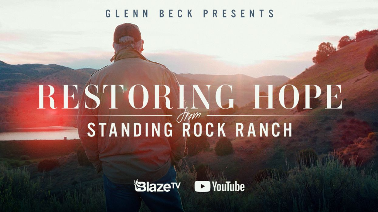 LIVE NOW: Restoring Hope: Glenn Beck honors an America WORTH SAVING