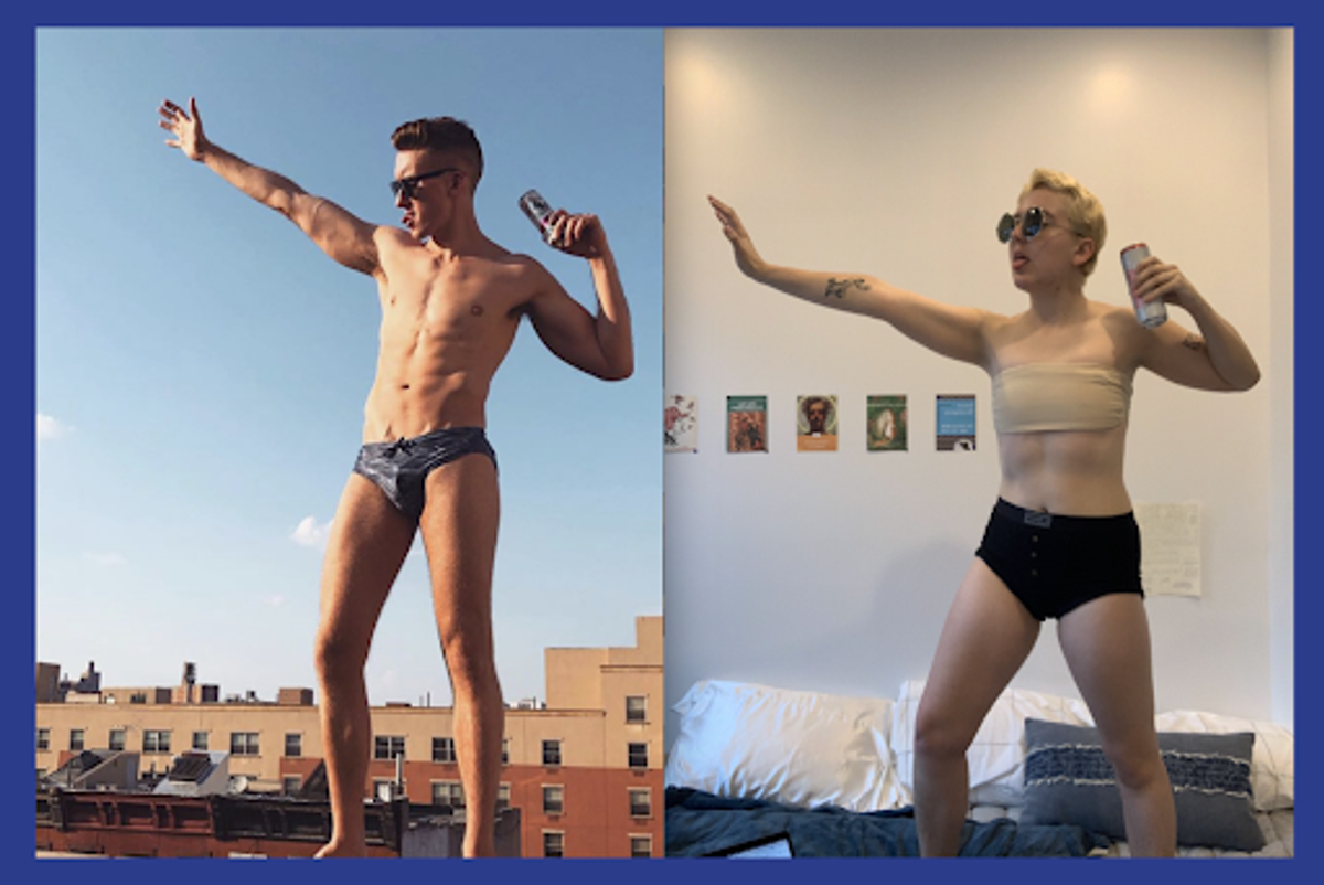I Recreated 106 Instagay Thirst Traps