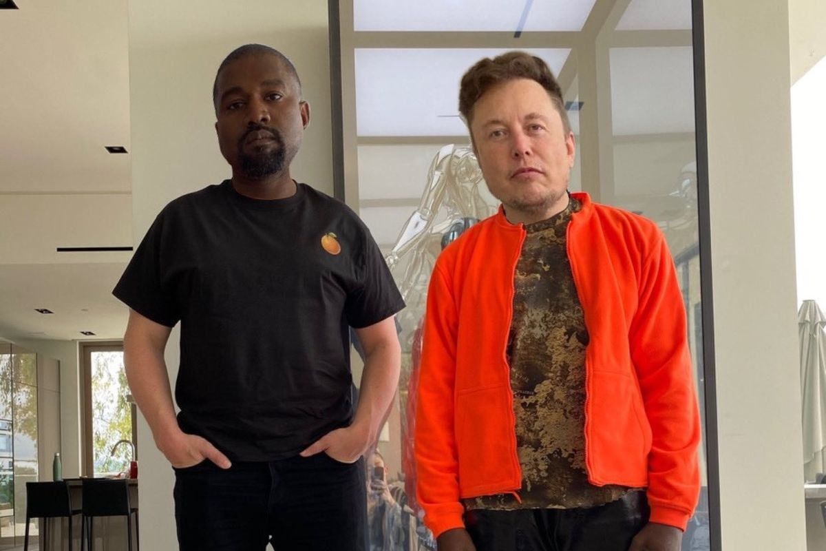 Twitter Vows to Save Grimes From Photographing Elon and Kanye