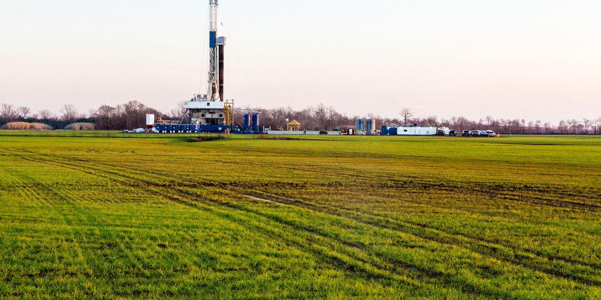 louisiana fracking