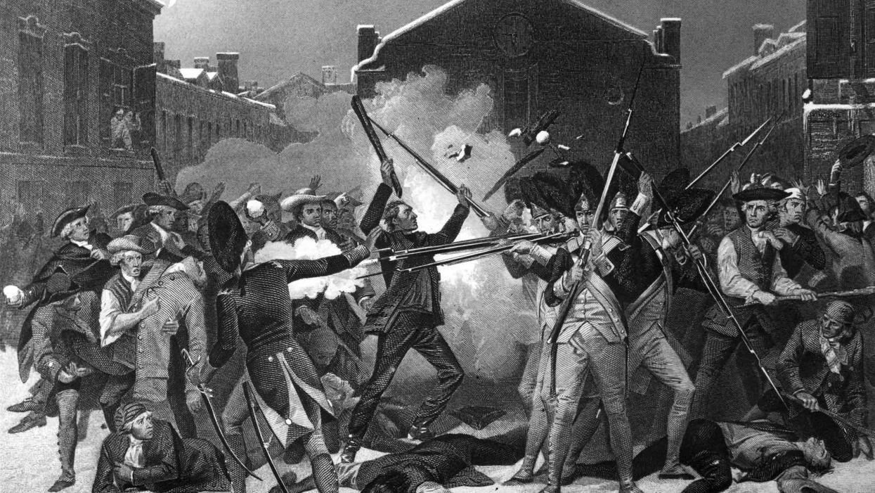 'Boston Massacre' leaves five dead, questions remain