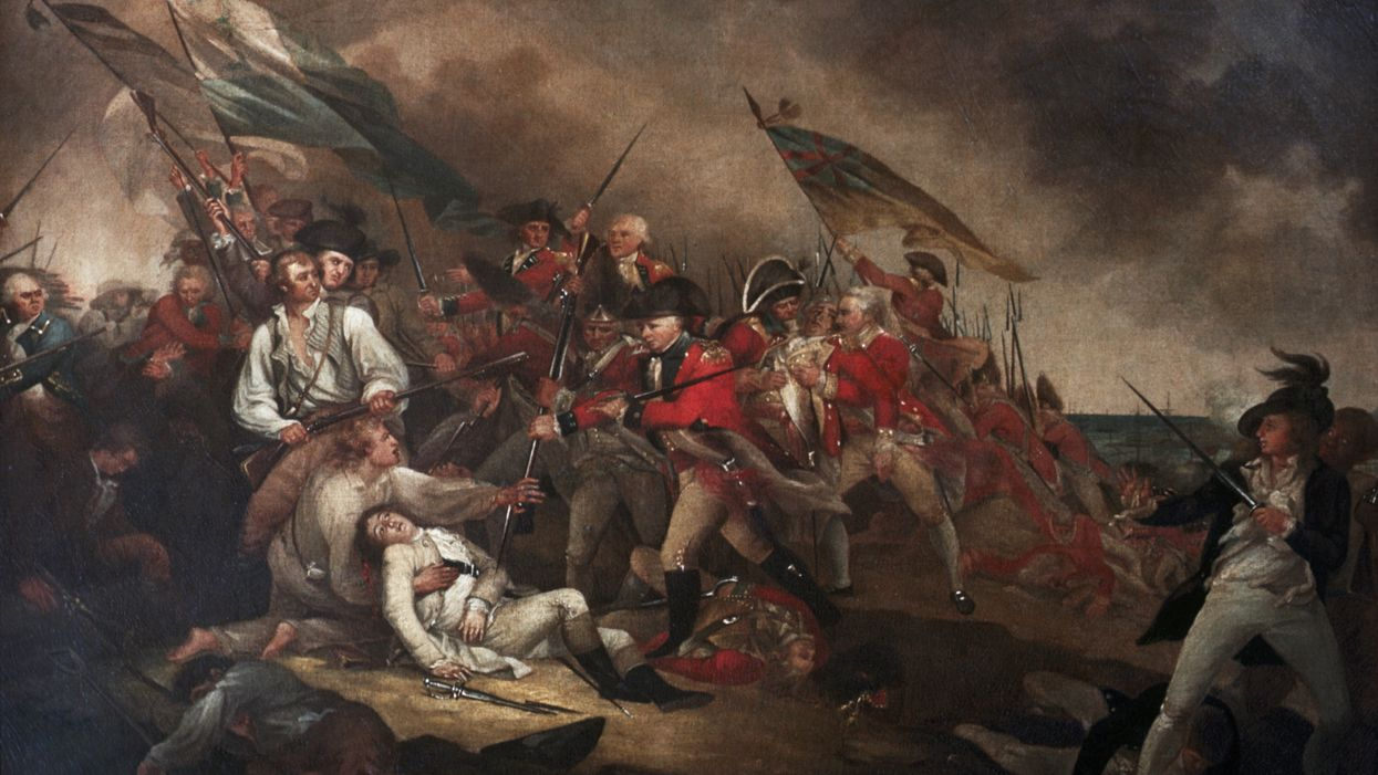 British forces capture Bunker Hill but suffer heavy casualties