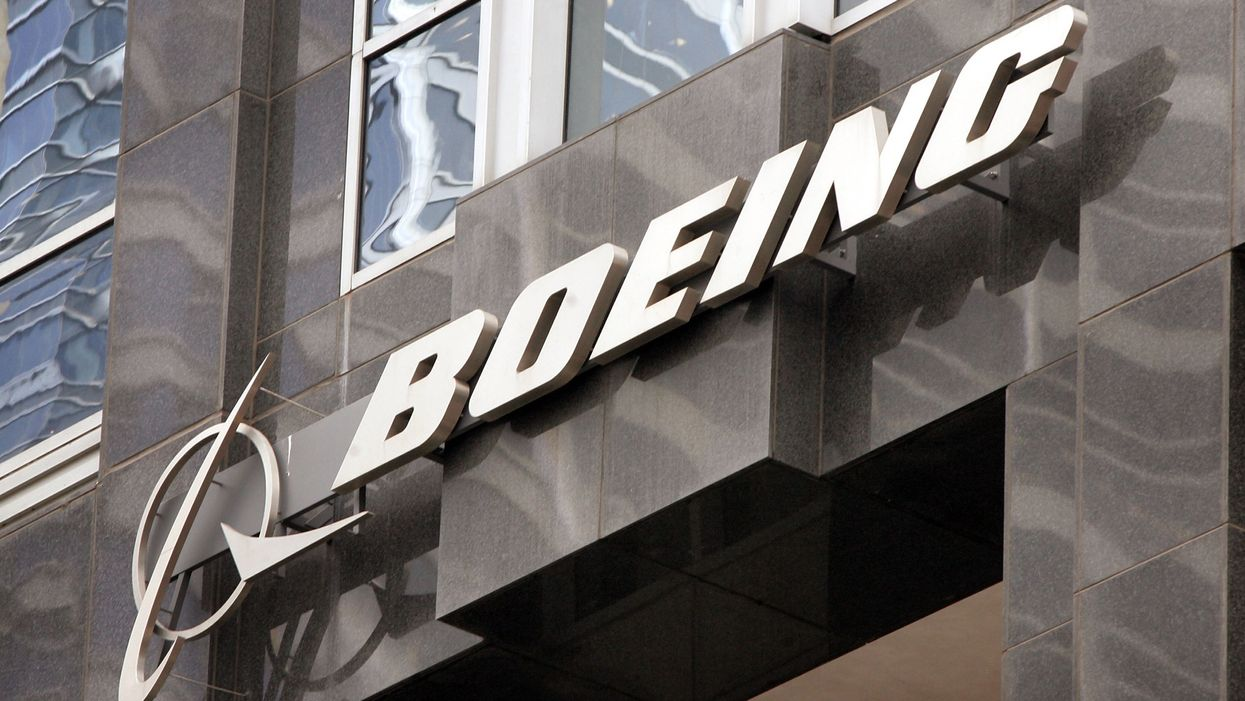 Boeing's top communications exec resigns over article about women in combat he wrote 33 years ago