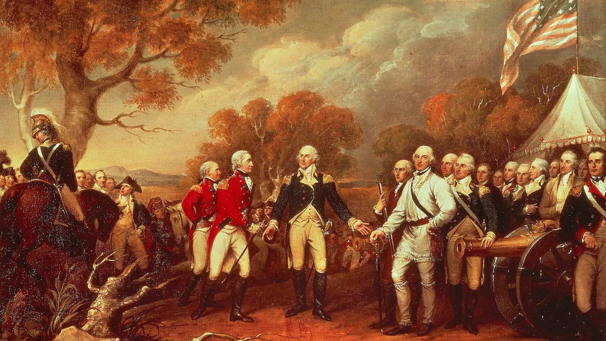 American forces employ controversial tactics in shocking victory over British at Saratoga