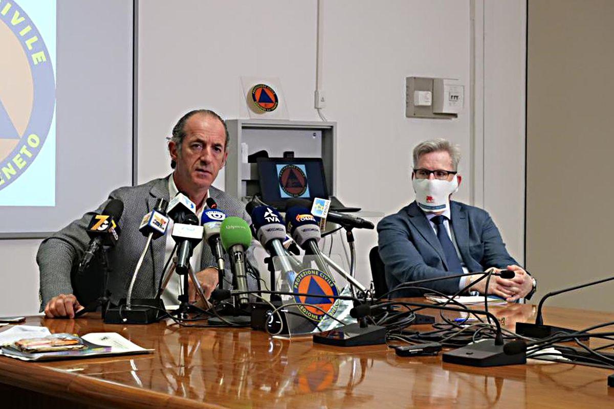 Un paziente zero in fuga nel Veneto. Zaia furibondo: «Ci vuole il Tso»