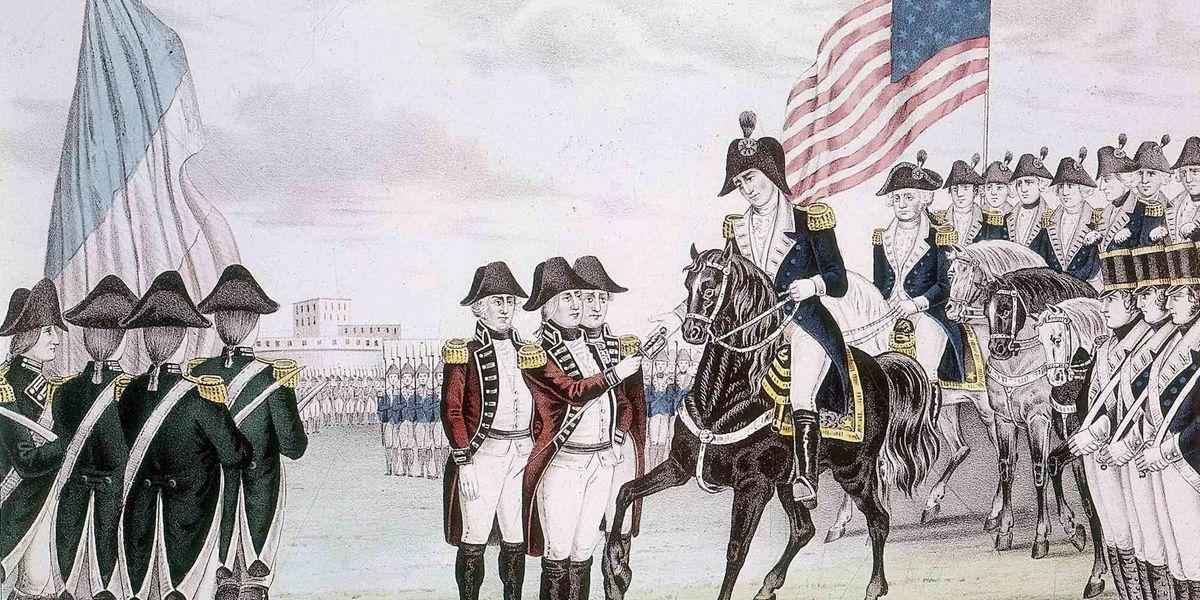 BREAKING: Cornwallis surrenders in Yorktown; end of war may be in sight